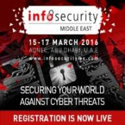InfoSecurity Middle East 2016