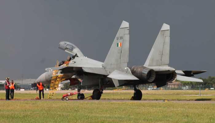 الهند تصنع نظام تتبع بالأشعة تحت الحمراء محليا للمقاتلة Su-30MKI 100186
