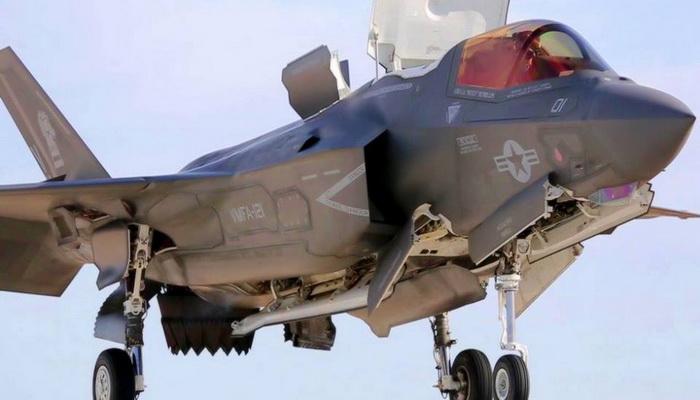 """أمريكا توافق على تزويد بلجيكا بـ 34 طائرة """"إف-35"""" 00000061"""