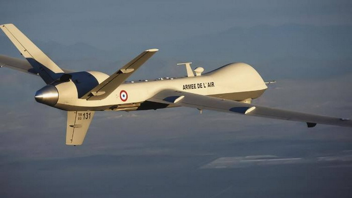 فرنسا تتسلم الدفعة الثالثة من الطائرات بدون طيار الأمريكية الريبير MQ-9 Reaper أواخر العام 001