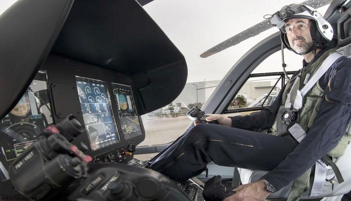 المروحية H145M Airbus  تنفذ رحلتها الأولى مع نظام تسليح HForce بنجاح 0631