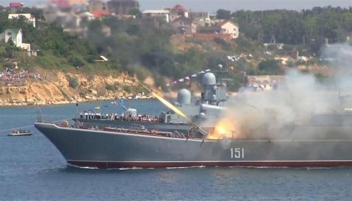 البحرية الروسية تطور راجمات صواريخ لسفنها الحربية. 10000217