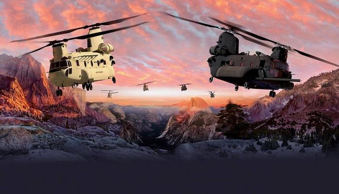 الجيش الأمريكي يمنح بوينغ عقد Chinook Block 2 LRIP لأول مرة. 10000264