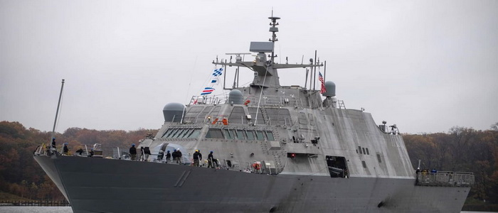 U.S. Navy orders additional Littoral Combat Ship