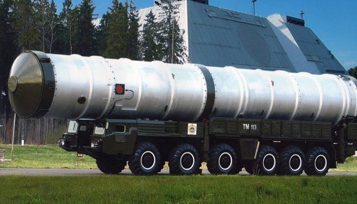 صور فضائية تظهر أنظمة الأسلحة الروسية الجديدة المضادة للأقمار الصناعية. 10000323