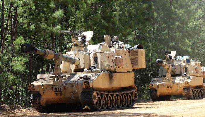شركة BAE Systems تتحصل على عقد بقيمة 474 مليون دولار لدعم نظام M109 المدفعي. 10000443