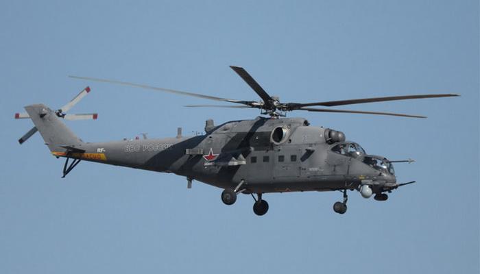"""إستئناف إنتاج مروحيات """"مي-35 إم"""" للجيش الروسي. 10000459"""