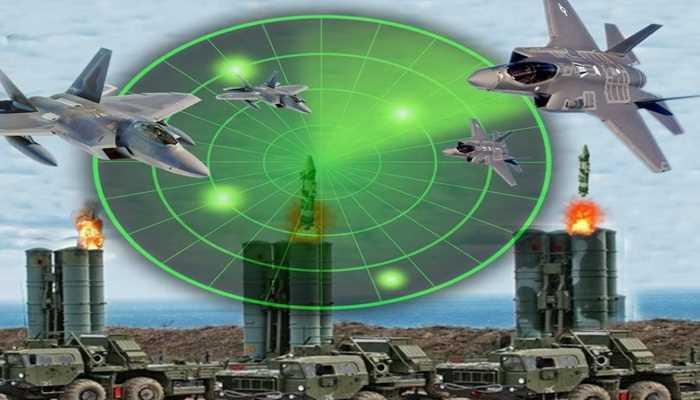 تقرير أمريكي روسيا تعيق سيطرة الولايات المتحدة الجوية في منطقة الشرق الأوسط. 100308