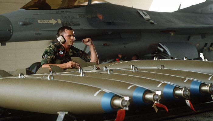 الكويت تحصل على عدة آلاف من قنابل Mk الجوية من الولايات المتحدة الأمريكية 100436