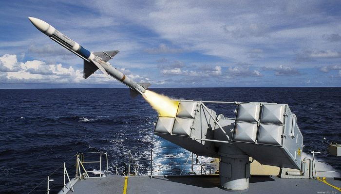 الخارجية الأمريكية توافق على بيع صواريخ Sea sparrow التكتيكية إلى المكسيك 100462