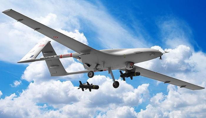 وفد أوكراني يبحث شراء طائرات بدون طيار تركية الصنع 100827
