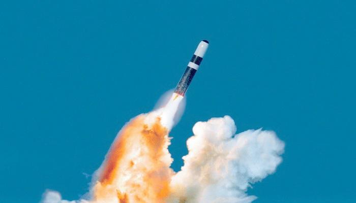 شركة لوكهيد مارتن تتحصل على تعديل في عقد الصاروخ الباليستي ترايدنت 2 دي. 100900