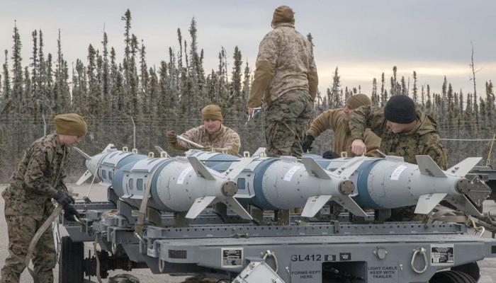 البنتاغون يوافق علي بيع مجموعات الذخائر الموجهة الدقيقة للدول الحلفاء الناتو. 100918