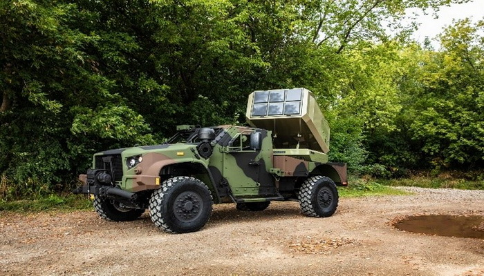 Oshkosh Defense exhibits JLTV combat capabilities at Modern Day Marine 2019