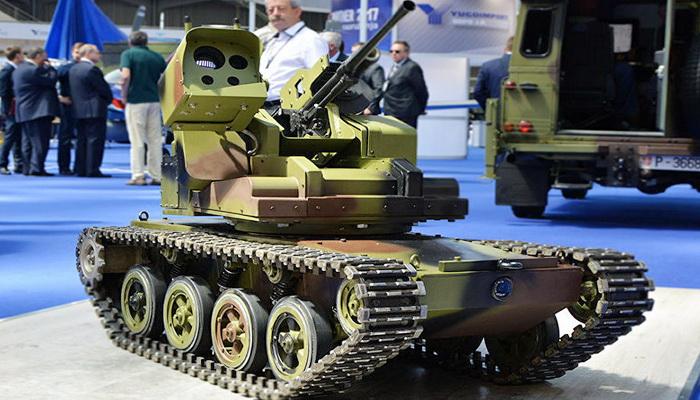 """صربيا تطلق مرحلة الإنتاج لمركبات ميلوس """"Milos"""" البرية ذاتية التحكم الجديدة 00180"""