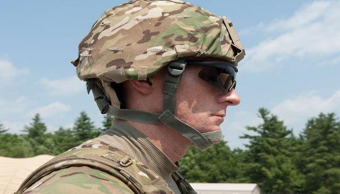 """خوذ """"ACH Gen II"""" الجديدة للجيش الأميركي.. أخف وزنا وأكثر قوة 401--"""