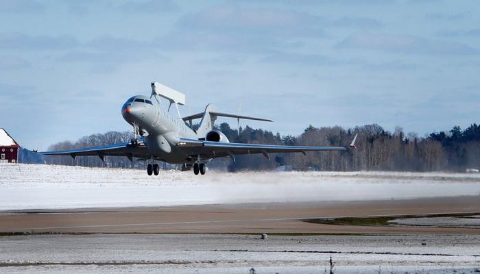ساب تنجز بنجاح أول رحلة لطائرة الإنذار المبكر GlobalEye AEW & C 200220