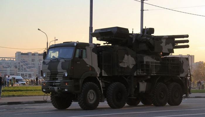 العراق يتسلّم منظومات الدفاع الجوي بانستير إس-1 (PANTSIR S1) الروسية . 200252