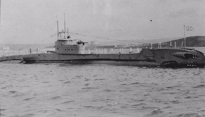 """العثور على حطام الغواصة البريطانية """"توت عنخ آمون"""" 3015"""