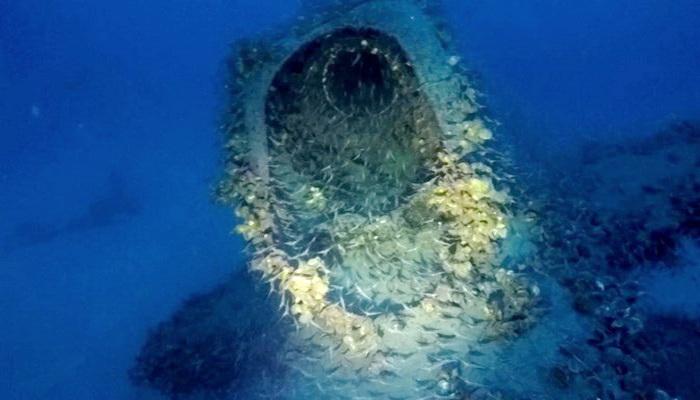 """العثور على حطام الغواصة البريطانية """"توت عنخ آمون"""" 3016"""
