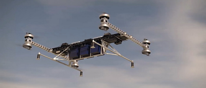 Boeing Unveils New Unmanned Cargo Air Vehicle Prototype