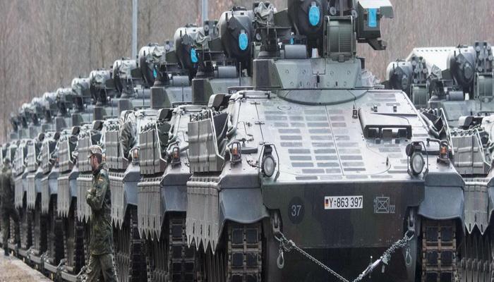 حظر تصدير الأسلحة الألمانية لتركيا مستمر في الوقت الراهن 0006