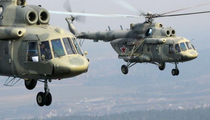 مصر تستلم منظومات President-S الروسيه لحمايه المروحيات  Mi-17