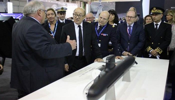 EURONAVAL 2016, A great edition for the Mondial of the naval technologies of the future