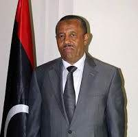 Libyan defense minster