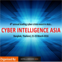 Cyber Intelligence Asia 2016
