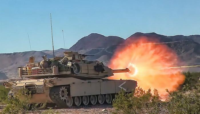 القوة النارية للدبابة Tank-3