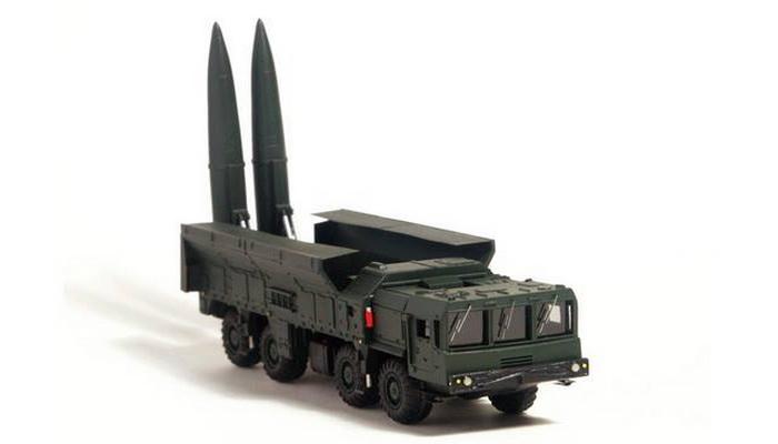 إسكندر Iskander-M منظومة القرن 21 الصاروخية Iskandar-M--1