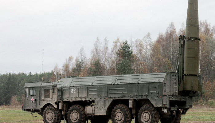 إسكندر Iskander-M منظومة القرن 21 الصاروخية Iskandar-M--3