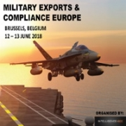 Military Exports & Compliance Europe 2018