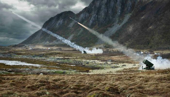 سلطنة عمان تؤكد أنها تلقت نظام الدفاع الجوي النرويجي NASAMS 100744