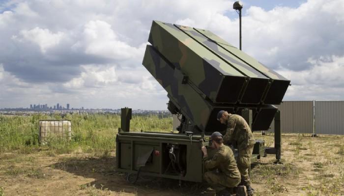 سلطنة عمان تؤكد أنها تلقت نظام الدفاع الجوي النرويجي NASAMS 100745