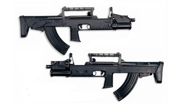"""بندقية """"ADC"""" الأوتوماتيكية """"ثنائية البيئة"""" تدخل الخدمة في الجيش الروسي 100765"""