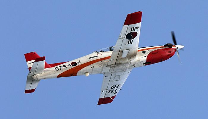 صفقة تبادل طائرات نقل وتدريب عسكرية بين كوريا الجنوبية وإسبانيا 100856