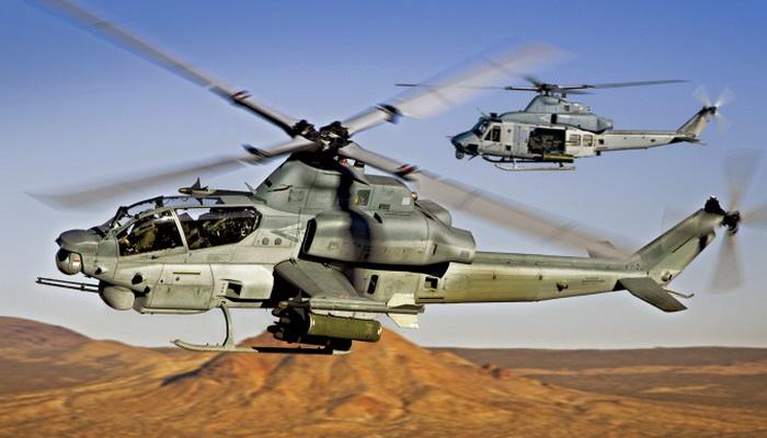 البحرين تتعاقد على 12 مروحية AH-1Z Vipers لتعزيز سلاحها الجوي 100878