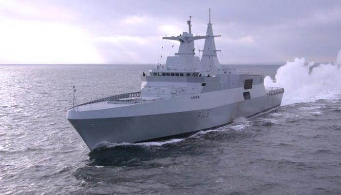 ألمانيا تبني 3 فرقاطات MEKO-A200 لصالح البحرية المصرية.والرابعه ستبنى في مصر  101646
