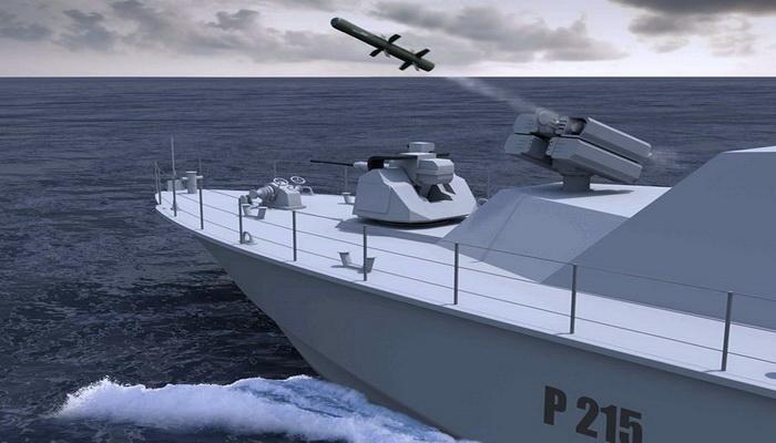 شركة MBDA تطلق إصدارات بحرية من الجيل الخامس لنظام الصواريخ MMP. 101661