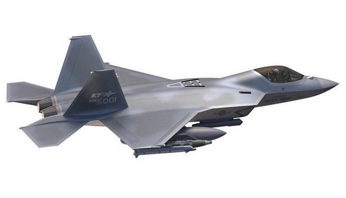 النموذج الأولي للمقاتلة الكورية KF-X سيتم طرحها في النصف الأول من عام 2021م. 101717