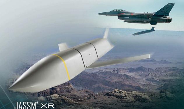 صاروخ كروز الأمريكي الجديد JASSM-XR مستقبل صواريخ ال stand off  101739