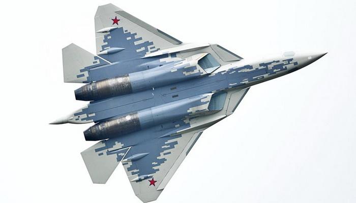 تقليص أسلحة مقاتلة الجيل الخامس الروسية Su-57 101750