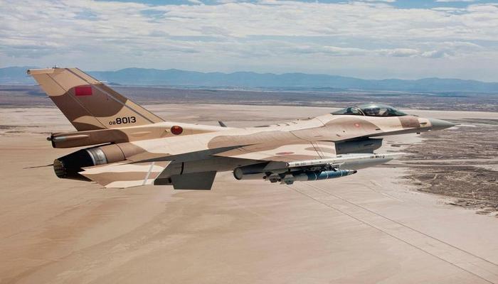 إرتفاع مبيعات المقاتلات الأمريكية من طراز F-16 التي نفذتها وزارة الخارجية الأمريكية في العام 2019م 101762